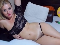 ChatePoilue - blond female with  small tits webcam at xLoveCam