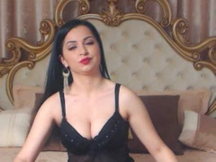 CheekyBabe - female with black hair and  big tits webcam at xLoveCam