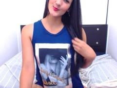 ConySquirting - female with black hair and  small tits webcam at xLoveCam