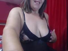 cristine4u - female with brown hair and  big tits webcam at xLoveCam