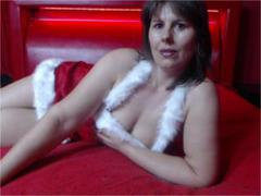 cristine4u - female with brown hair and  big tits webcam at xLoveCam