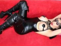 BrigitteTs - shemale with black hair and  big tits webcam at xLoveCam