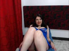 EdnnaMature - female with black hair and  big tits webcam at xLoveCam