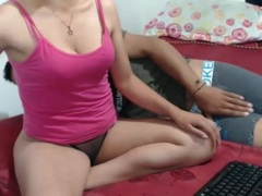 ElyAlexWet - couple webcam at xLoveCam