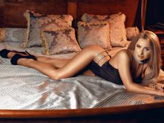 BeautifulDelilah - blond female with  big tits webcam at LiveJasmin