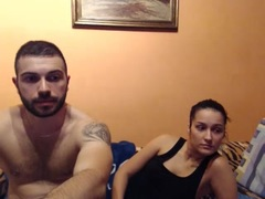 FirstFantasy - couple webcam at xLoveCam