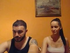 FirstFantasy - couple webcam at xLoveCam
