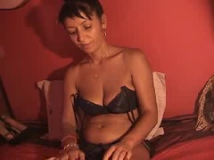 GingerTS - shemale with brown hair webcam at xLoveCam