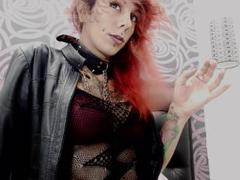 GoddesEvaTs - shemale with red hair webcam at xLoveCam