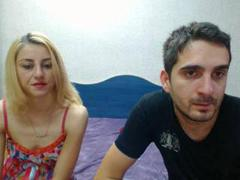 HotBiCoupleNoLimits - couple webcam at xLoveCam