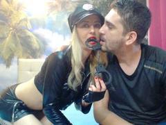 HotBiCoupleNoLimits - couple webcam at xLoveCam