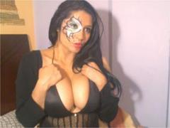 HotSexyIsa - female with black hair and  big tits webcam at xLoveCam