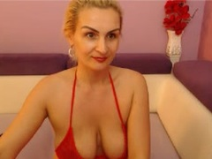 desirespourtoi - blond female with  big tits webcam at LiveJasmin