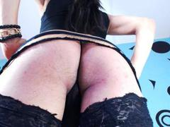 JessicaExoticTs - shemale with black hair and  small tits webcam at xLoveCam