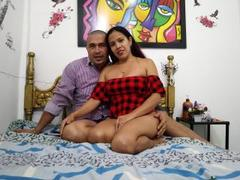 KratussAndVenuss - couple webcam at xLoveCam