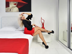 LidiaVeil - blond female with  big tits webcam at LiveJasmin