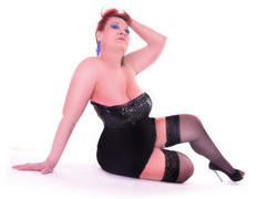 LucilleForYou - female with red hair and  big tits webcam at xLoveCam