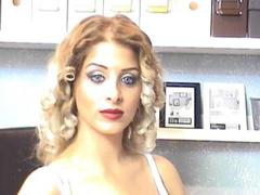 MajesticSin - blond female webcam at xLoveCam