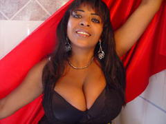 Mangocreol - female with black hair and  big tits webcam at xLoveCam