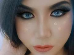 MarellaDione - shemale with black hair webcam at xLoveCam