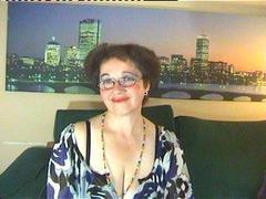 MaturMilf - female with brown hair and  big tits webcam at xLoveCam