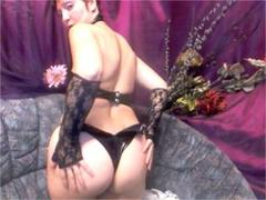 MatureEva - female with red hair and  small tits webcam at xLoveCam