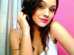 Megane - female with brown hair webcam at xLoveCam