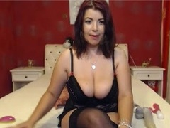 melyssa29 - female with black hair and  big tits webcam at LiveJasmin