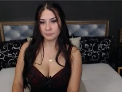 MileyTs - shemale with black hair and  small tits webcam at xLoveCam