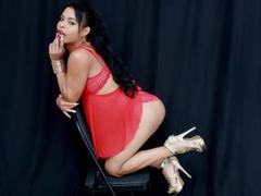MISS_BRENDA - shemale with black hair webcam at ImLive