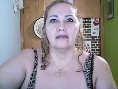 NastyLatinaMilf - female with brown hair and  big tits webcam at xLoveCam