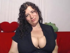 pixpamela - female with brown hair and  big tits webcam at ImLive