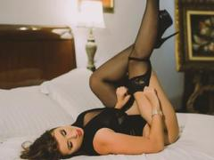 PansyXHot - female with brown hair and  big tits webcam at xLoveCam