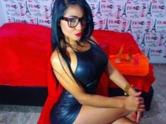 SandraSein - female with black hair and  big tits webcam at xLoveCam