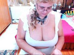 angelaangi50 - blond female with  big tits webcam at LiveJasmin