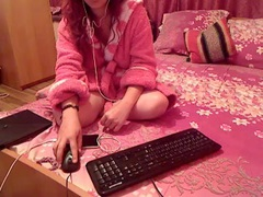 AyshaDeniss - couple webcam at xLoveCam