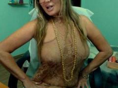 SecretSex - blond female with  big tits webcam at ImLive