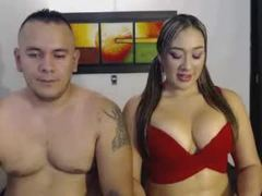 SexyCoupleHotty - couple webcam at xLoveCam