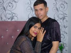 SofiaYdilan - couple webcam at xLoveCam