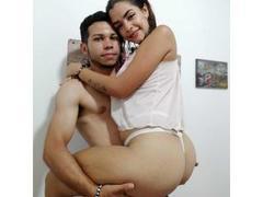StefanyAndJuan001 - couple webcam at ImLive
