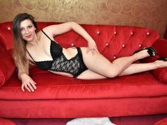 SvetlanaHotTS - shemale with brown hair and  big tits webcam at xLoveCam