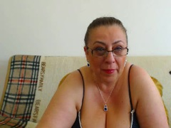 FemmeSympa - female with brown hair and  big tits webcam at xLoveCam