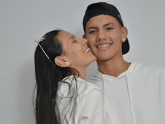 Sweetyoung - couple webcam at xLoveCam