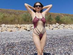 TereseHot - female with brown hair and  big tits webcam at xLoveCam