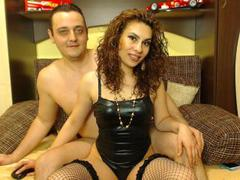 EvaandAaron23 - couple webcam at ImLive