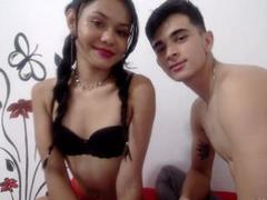 torbeandhube983 - couple webcam at ImLive