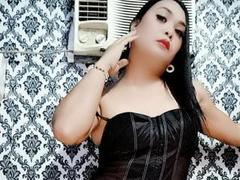 TsSexFactory - shemale with black hair and  small tits webcam at xLoveCam