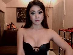 TsSophisticated - shemale with brown hair webcam at xLoveCam