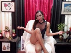 XDollSensationTS - shemale with black hair webcam at xLoveCam
